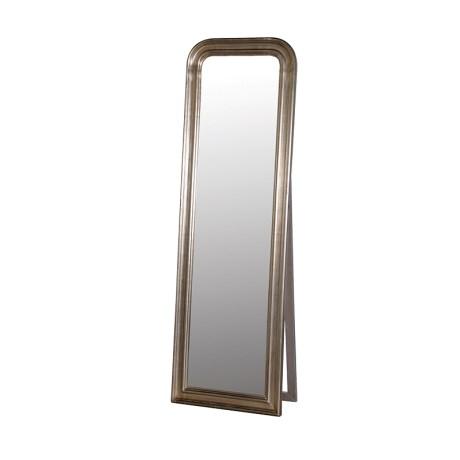 Silver Dressing Mirror