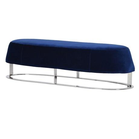 Navy Bench