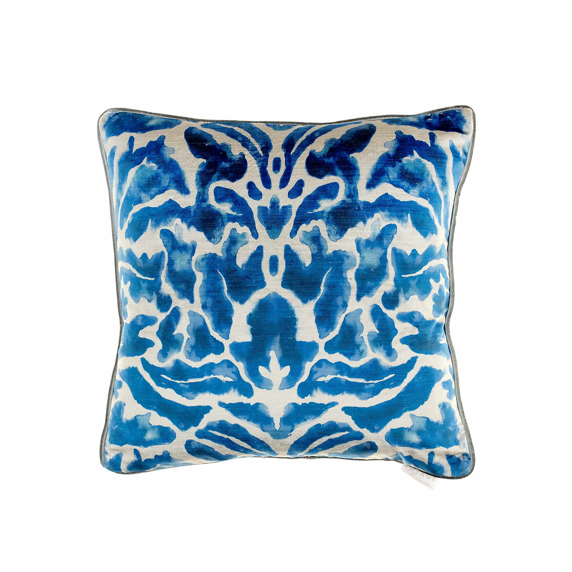 Cobalt Blue Cushion