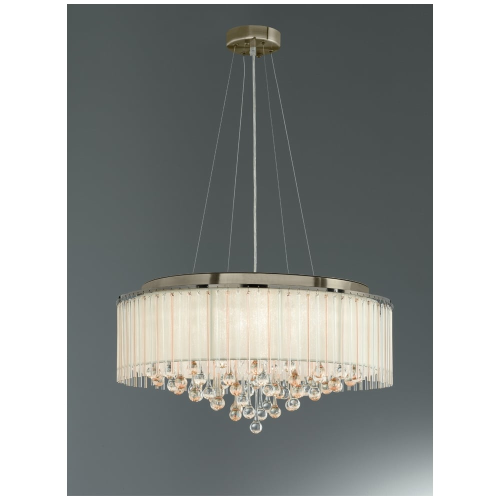 Madison Ceiling Light / Bronze