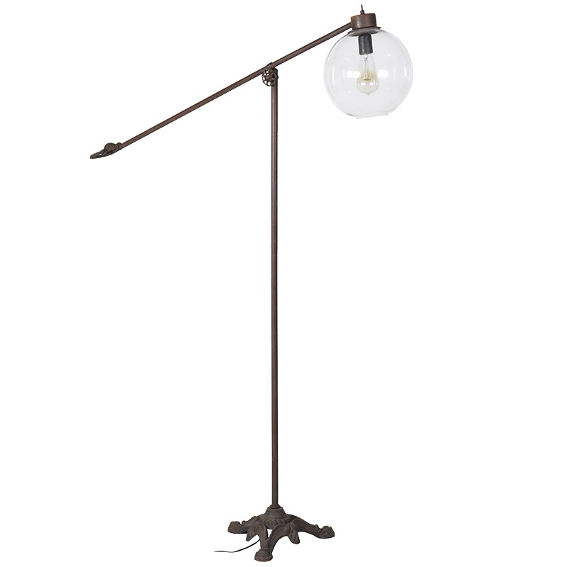 Bulb Metal Floor Lamp
