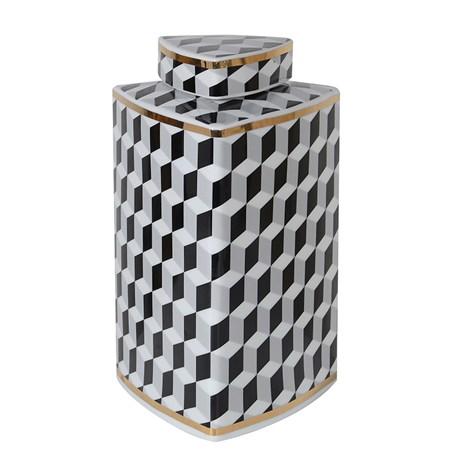 Monochrome Jar