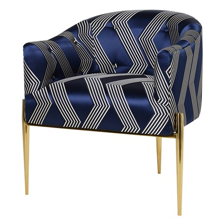 Art Navy Tripod Chair