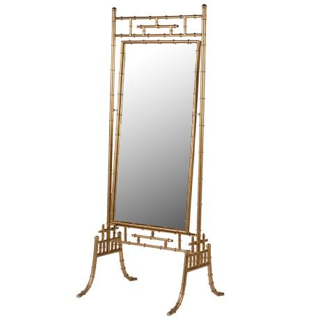 Bamboo Mirror