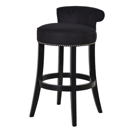 Roll Top Bar Stool