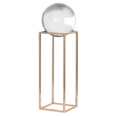 Crystal Ball On Frame