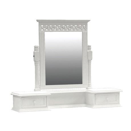 Dressing Table Top With Mirror