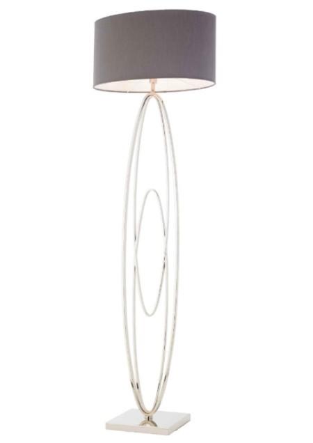 Oval Floor Lamp