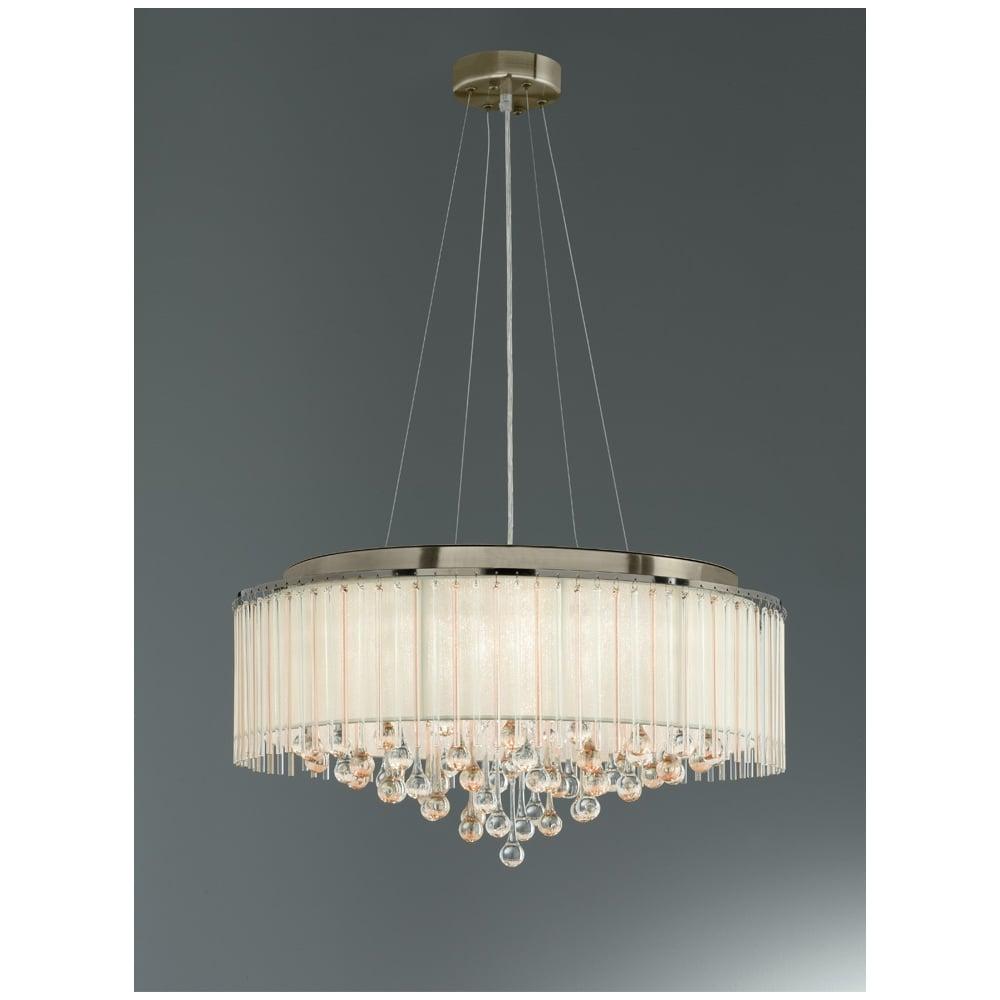 Madison Ceiling Light / Bronze