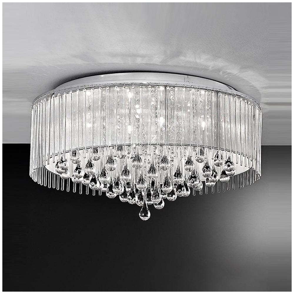 Madison Ceiling Light – Flush