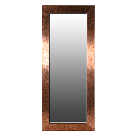 Copper Wide Frame Mirror