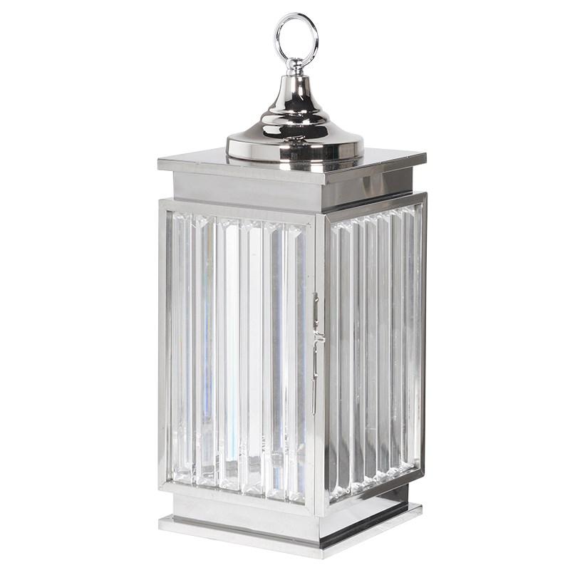 Mayfair Crystal Lantern – Small