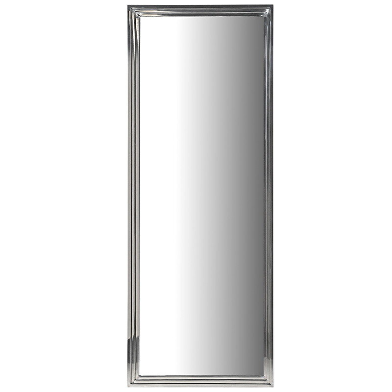 Tuscan Silver Mirror